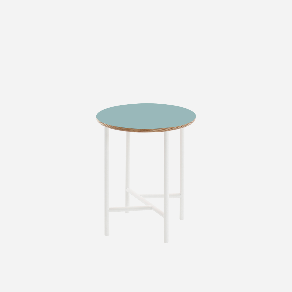 Lino cross low table