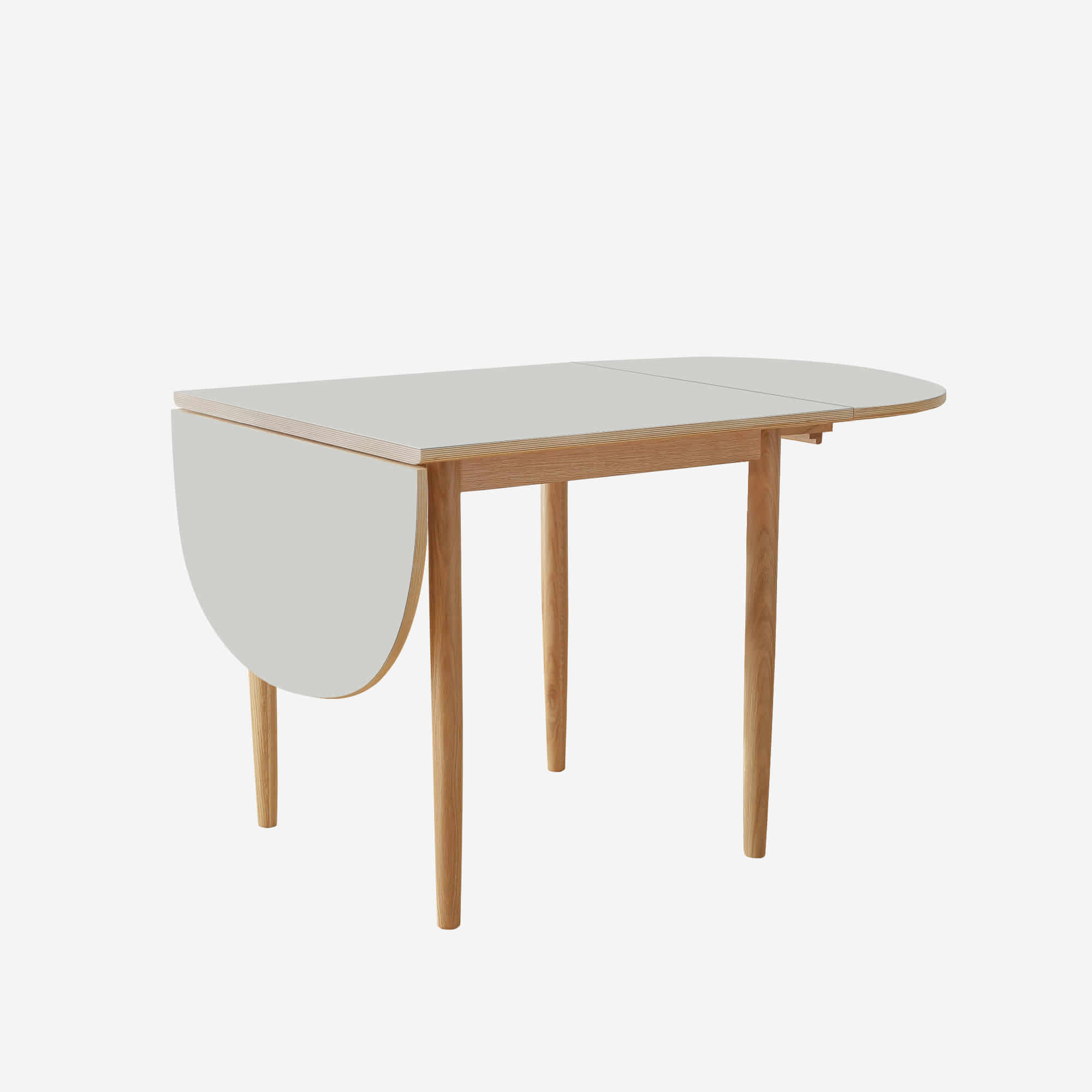 [얼리버드] Lino Oval Folding Table