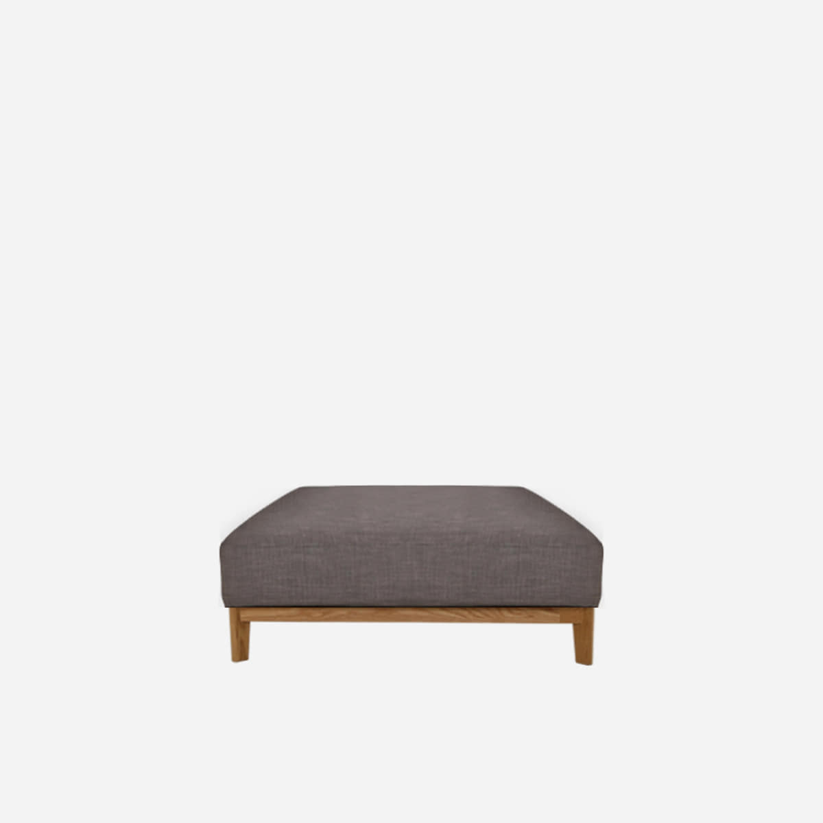 Orginal Oak Sofa ottoman