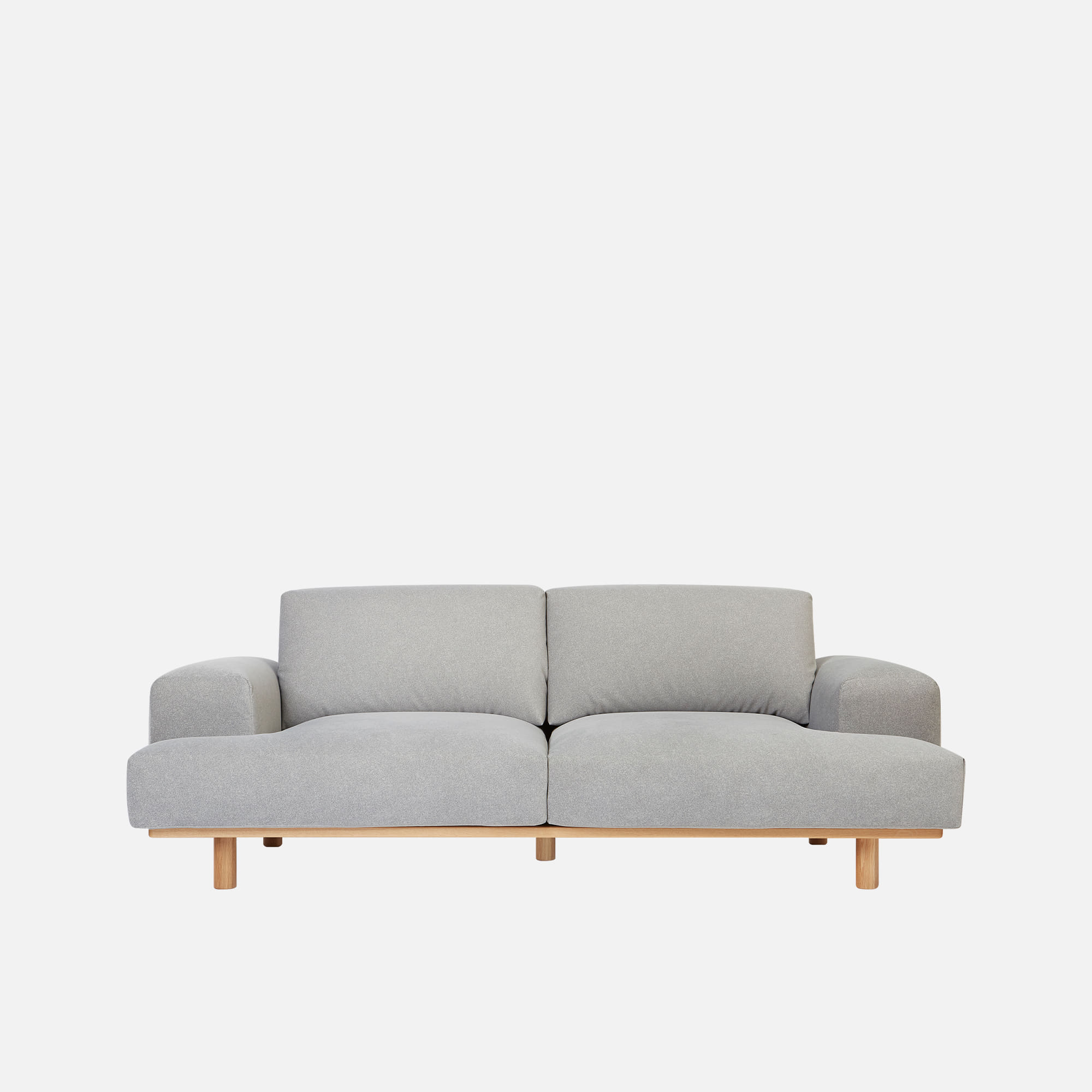 [얼리버드] Soft 2 unit Sofa