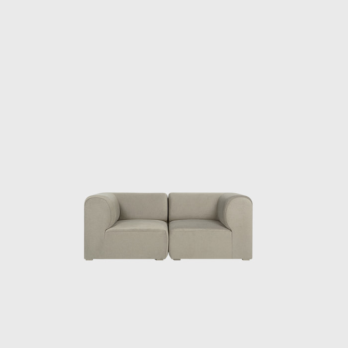 [프리오더] Mellow 2 unit Sofa
