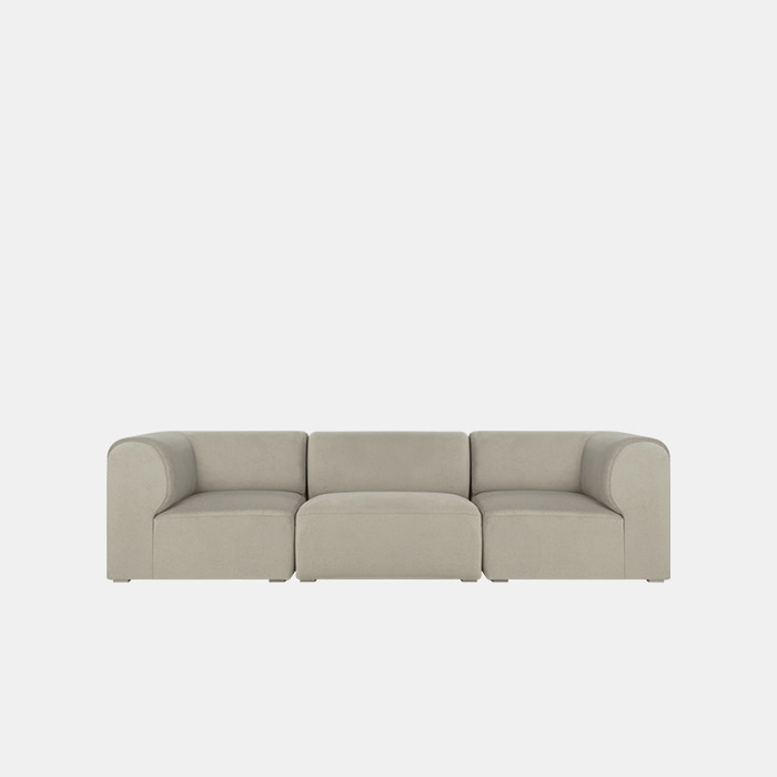 [얼리버드] Mellow 3 unit Sofa