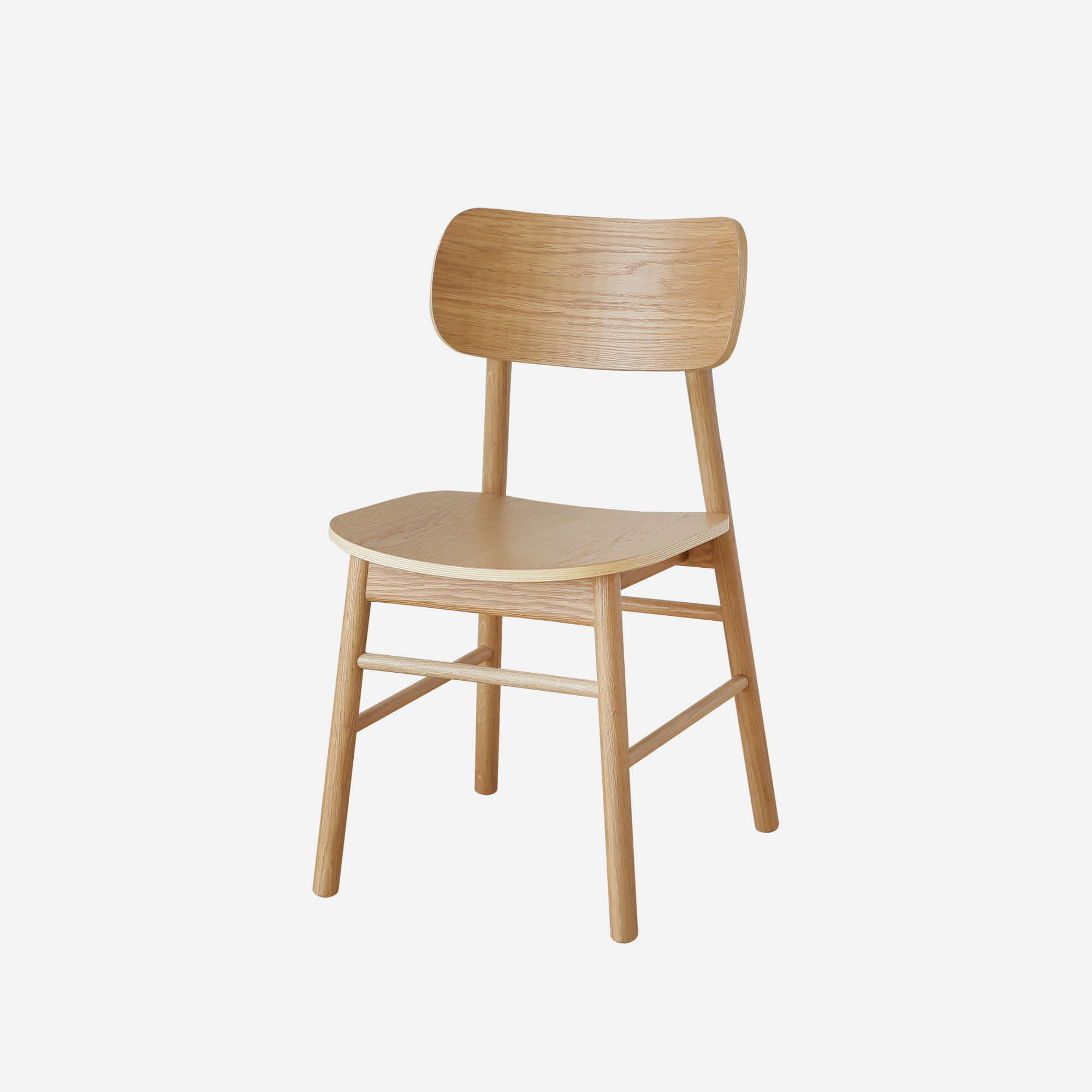 [프리오더] Oblique Stick Leg P2 Chair (manufactured by China)