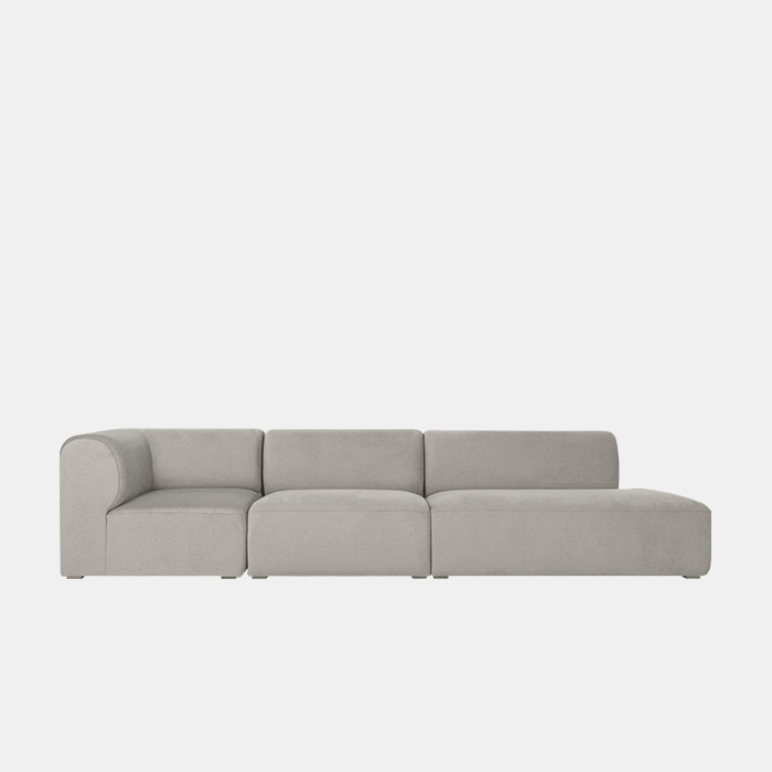 Mellow 3 unit Couch Sofa L/R